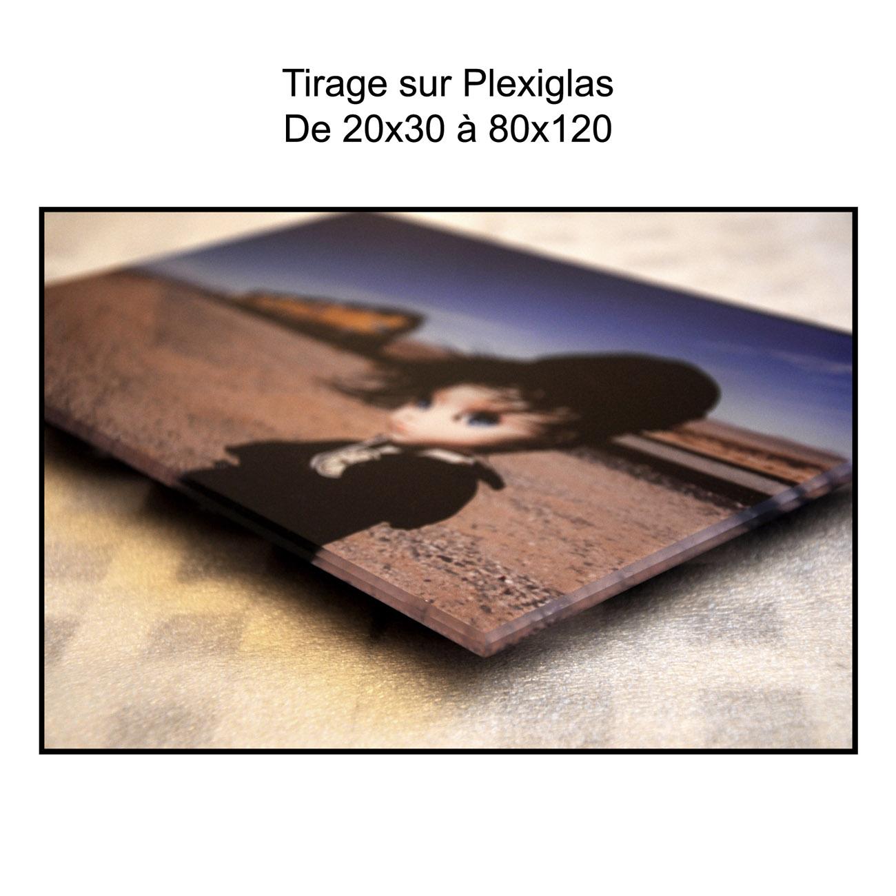 Tirage-sur-Plexiglas