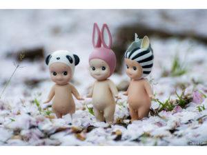 Cherry Blossoms Angels II copie