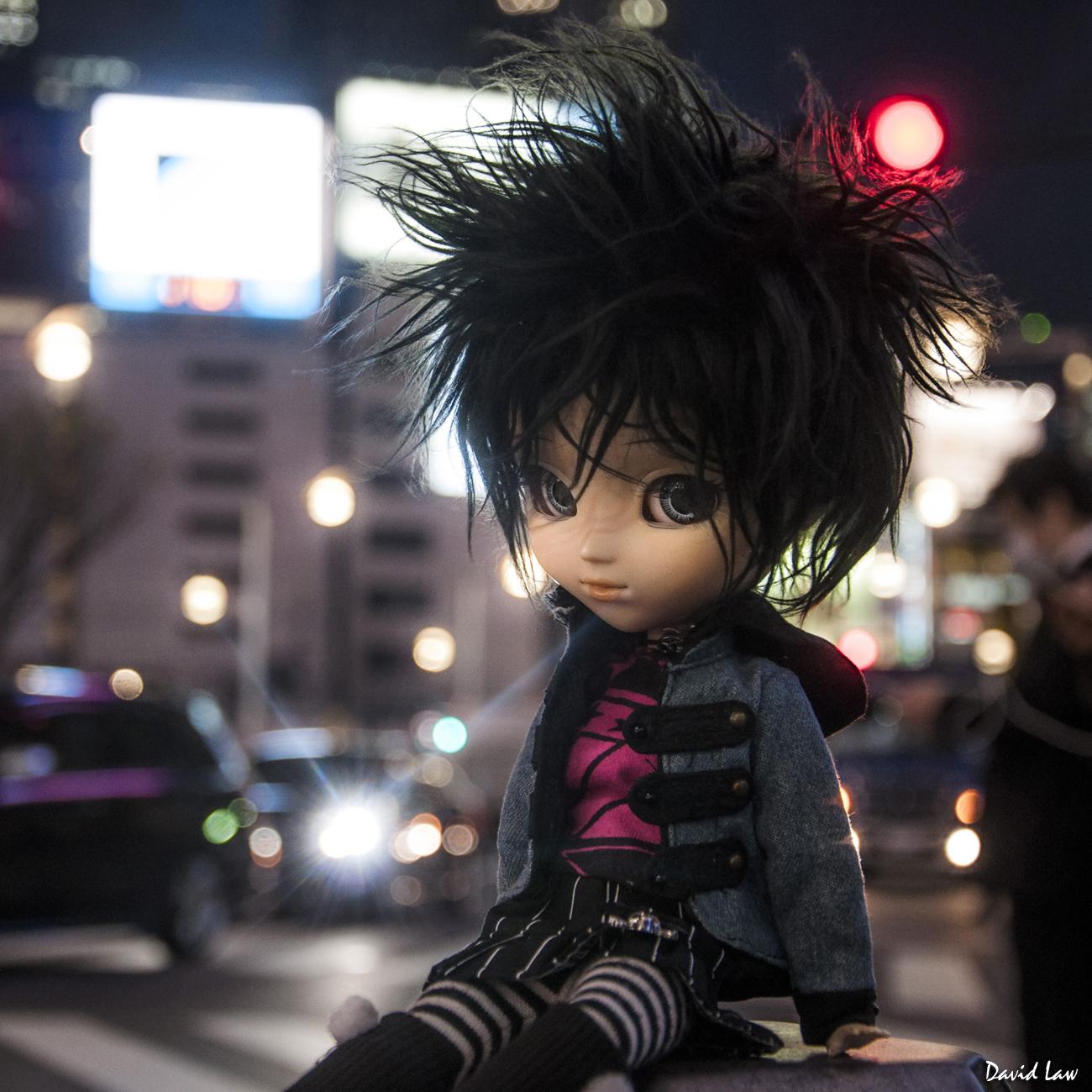 Night In Tokyo Square copie