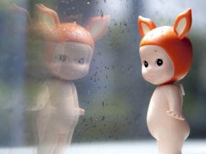 Rain on Train II square copie