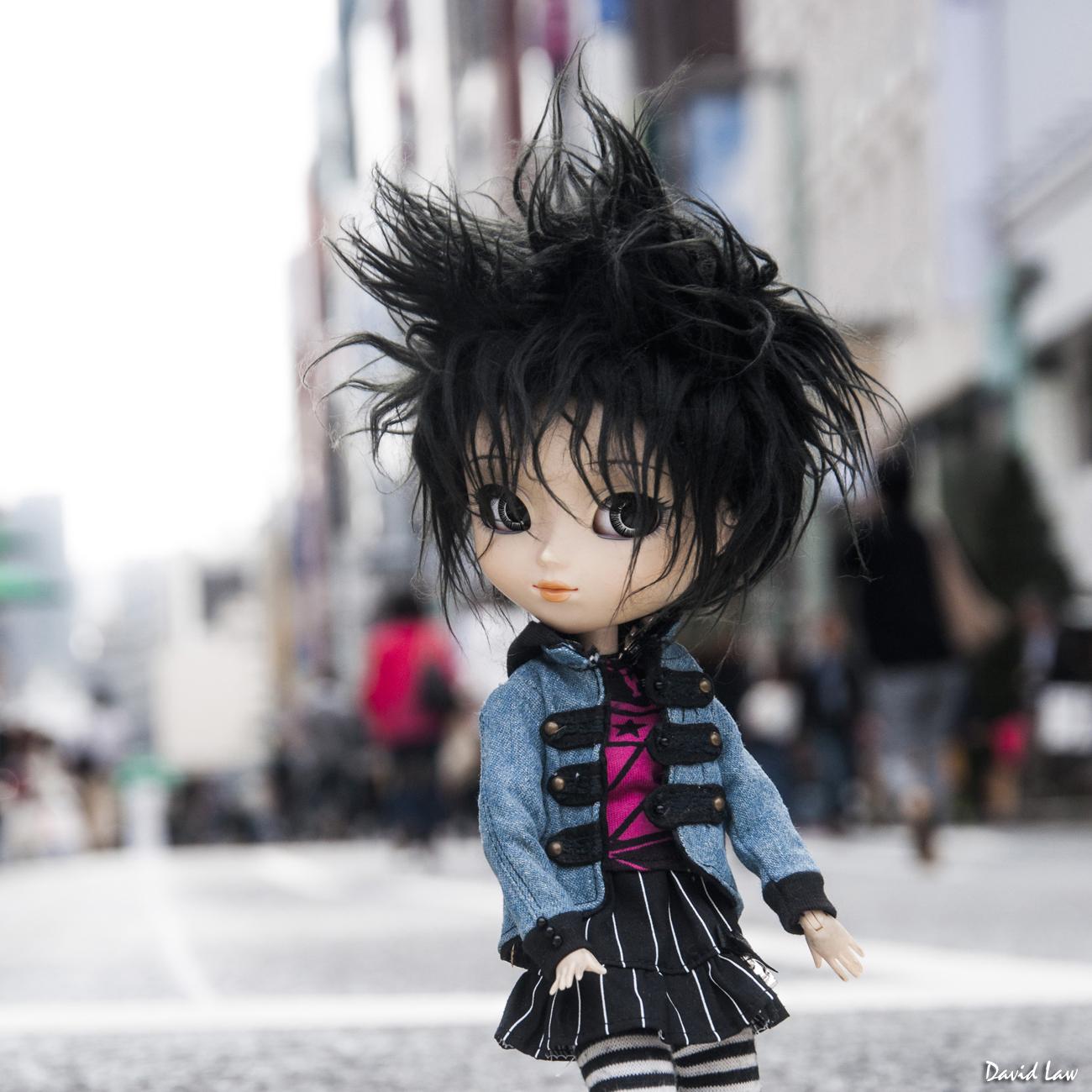 The Ginza Sreet Doll Squa copie