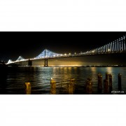 Bridge in San Francisco 40x80