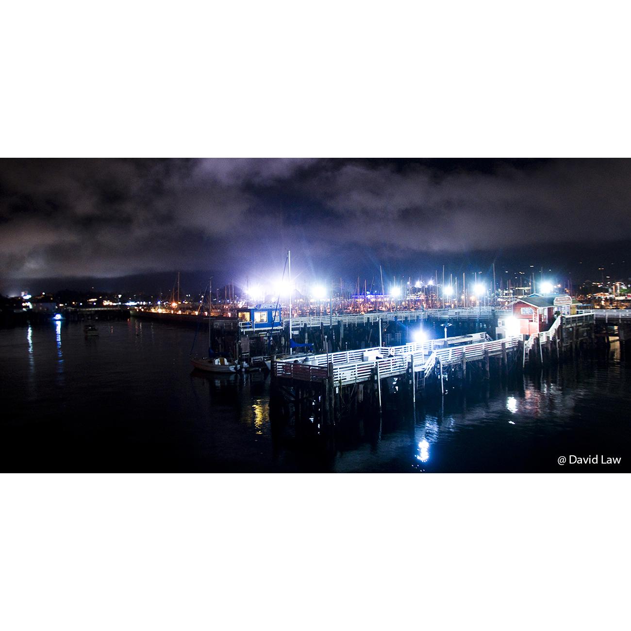 Port de Monterey 40×80
