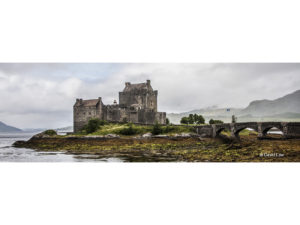 The Highlander Castle 30×90