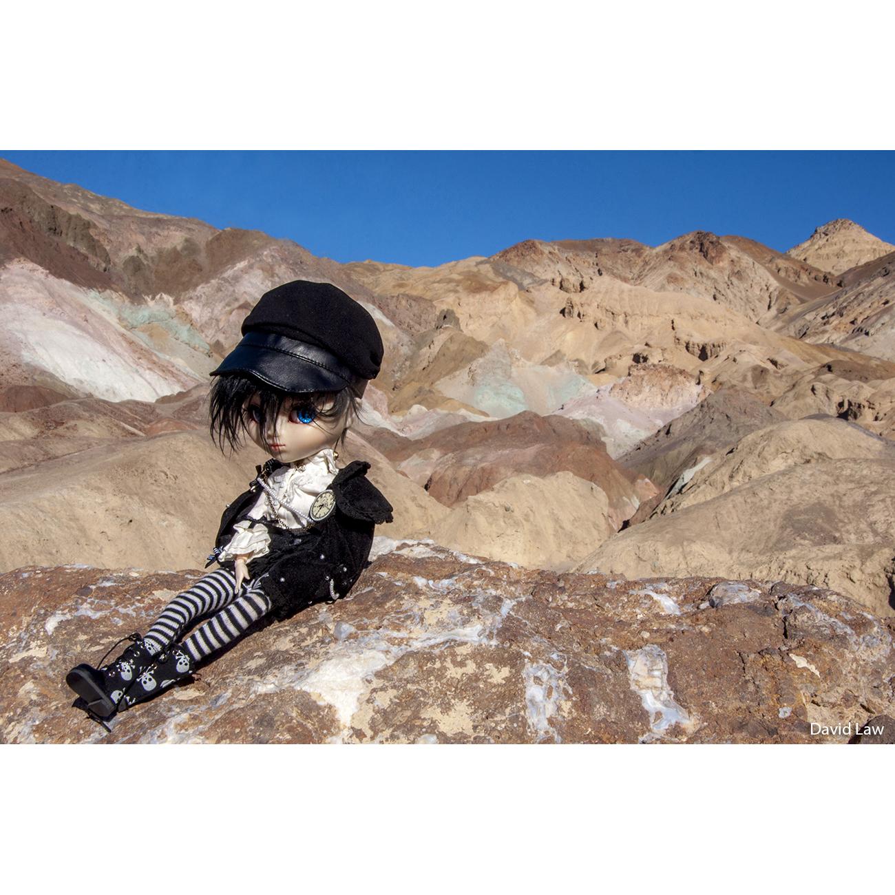 Zabriskie Doll