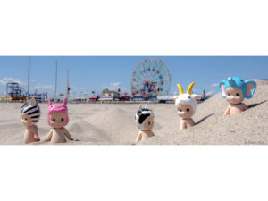 Coney Island Beach 30×90