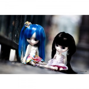 Alice and Beni Dolls