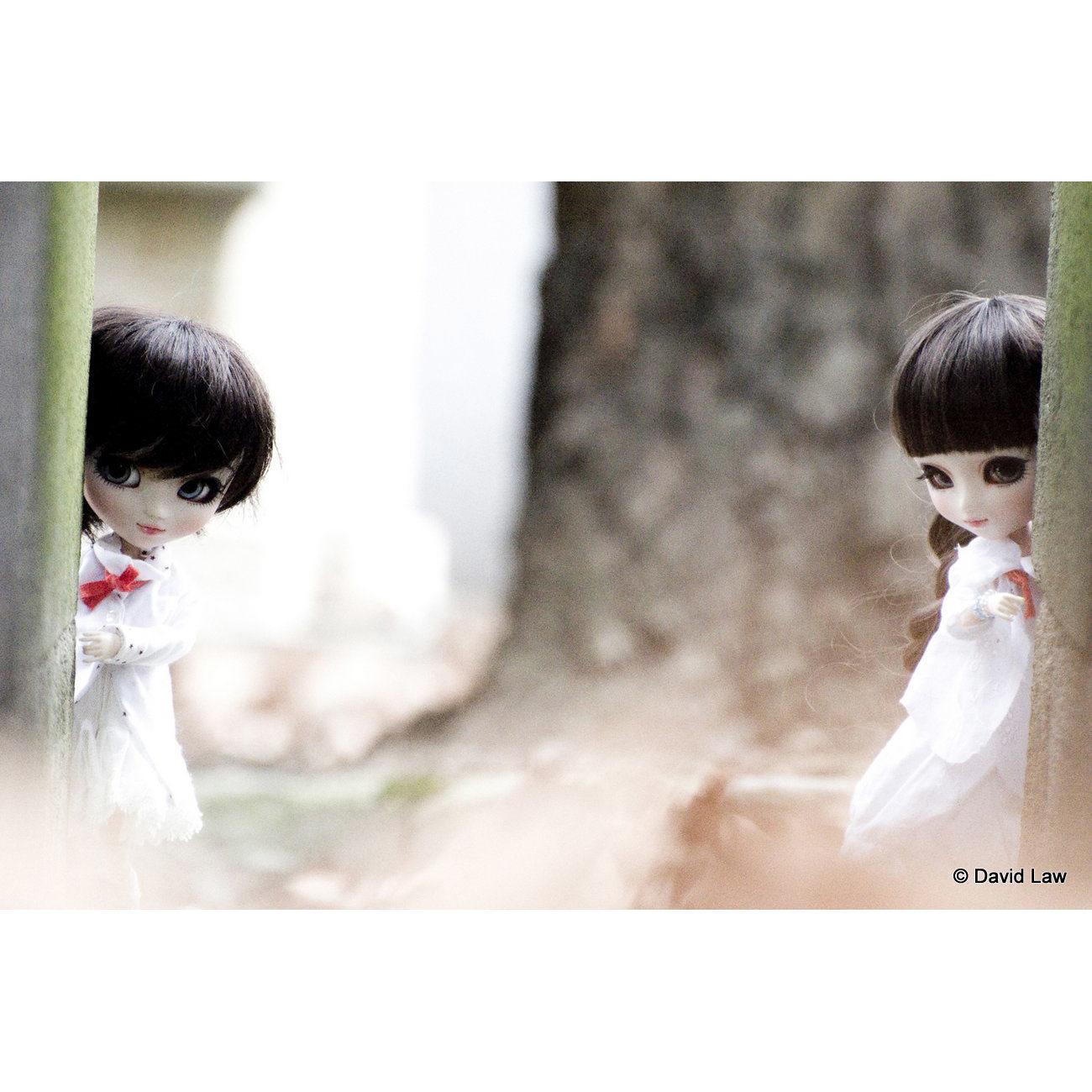 Arthemis et Opale 2 Dolls