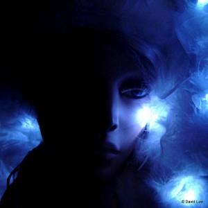 Blue Light GirlsSquare