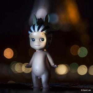Eiffel Night AngelsSquare