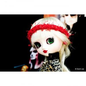 Mathilde à lExpo Dolls