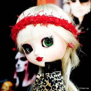 Mathilde à lExpo DollsSquare