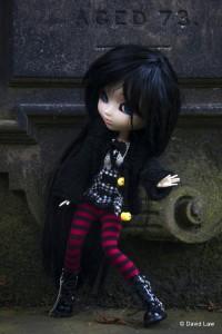 Walking Doll Dead