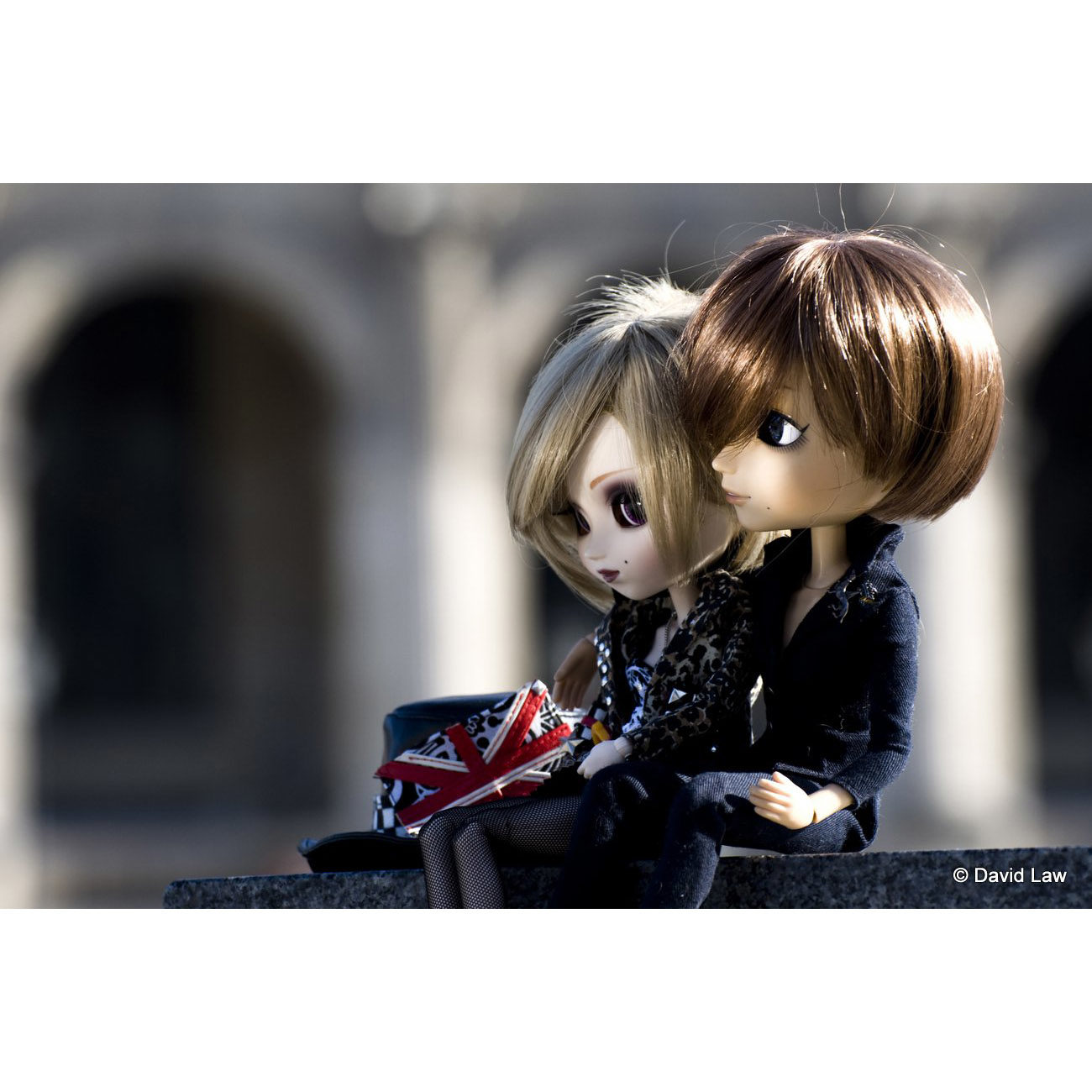 Wind Lucas IV Dolls