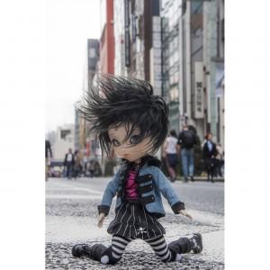 Ginza Street Doll copie