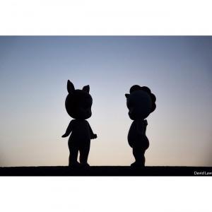 Shadows on Sunset II copie