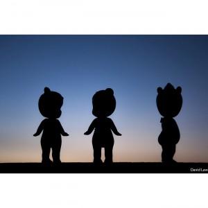 Shadows on sunset III copie