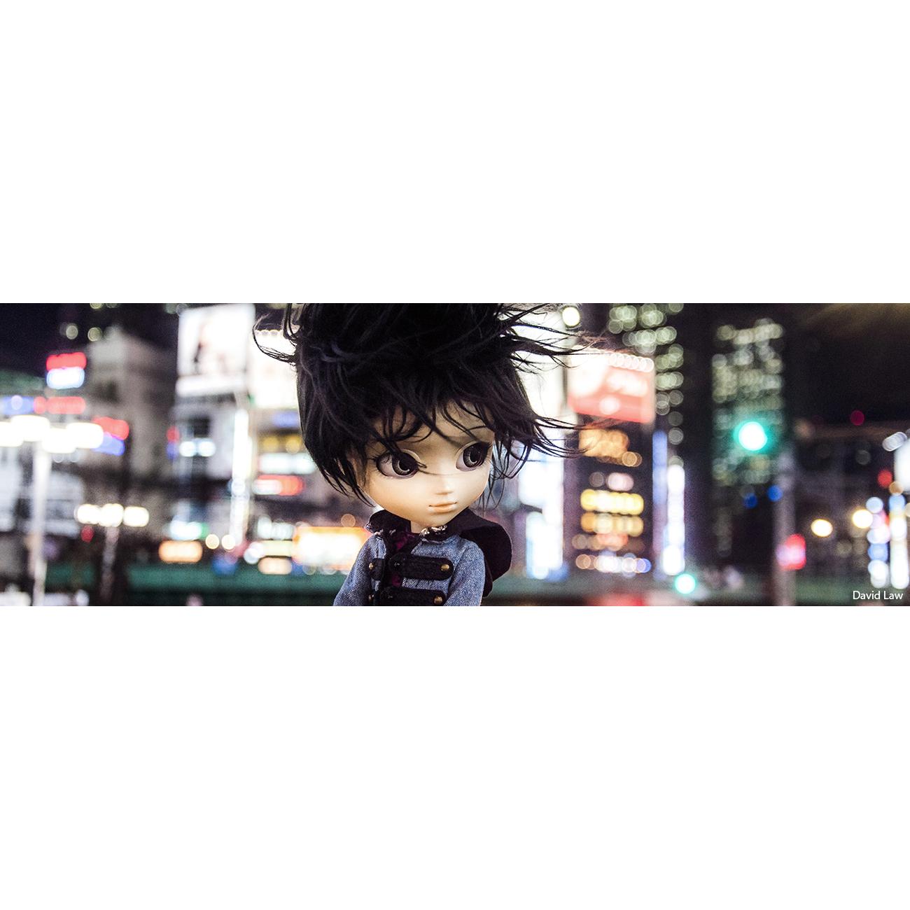 Tokyo's Lights 30x90 copie