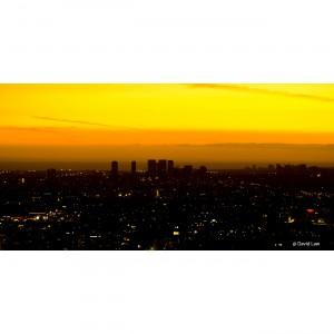 Los Angeles Sunset II 40x80 1 copie