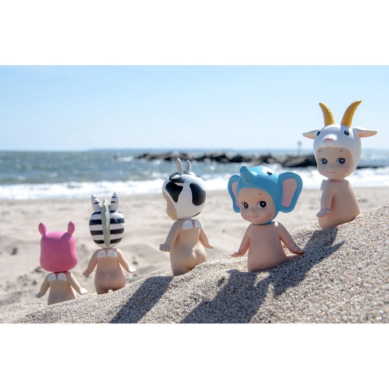 Coney Island Beach III 20x30 copie
