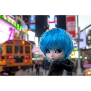 Times Square II Doll 20x30 copie
