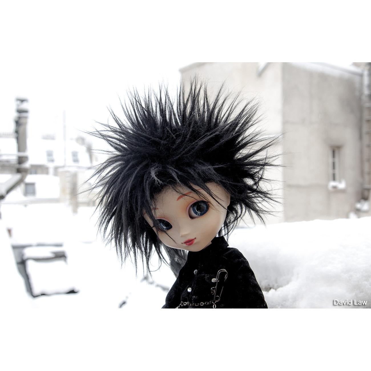 First snow Doll copie
