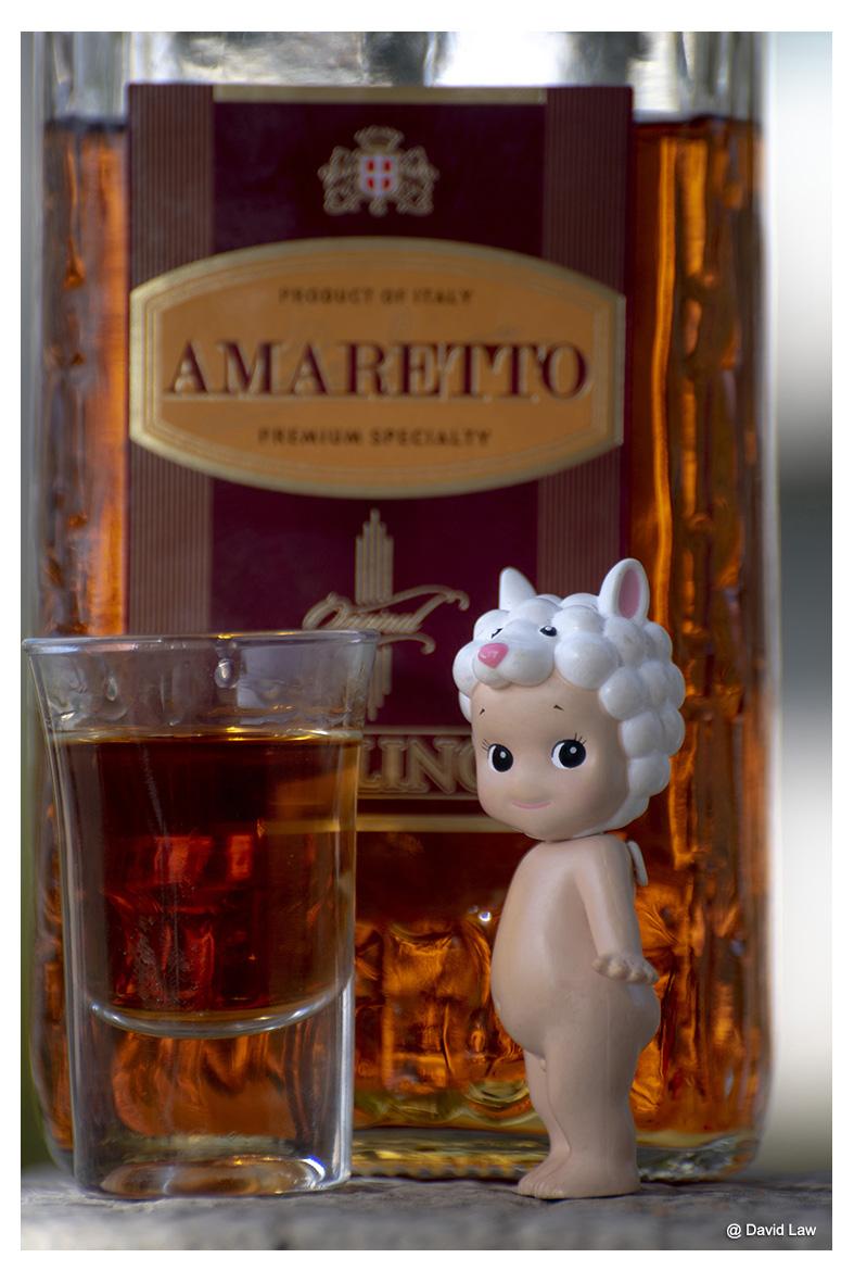 Amaretto lav s0220