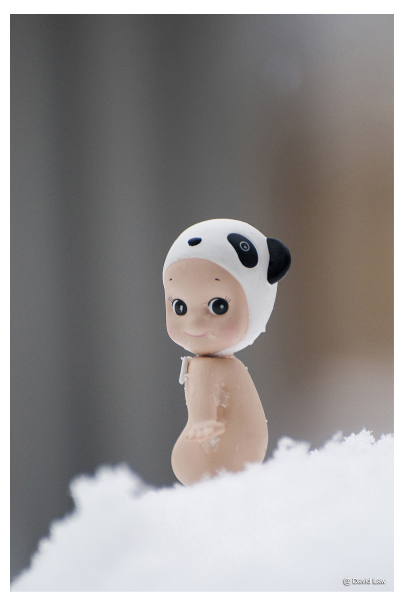Ange Panda in Snow lav s0220