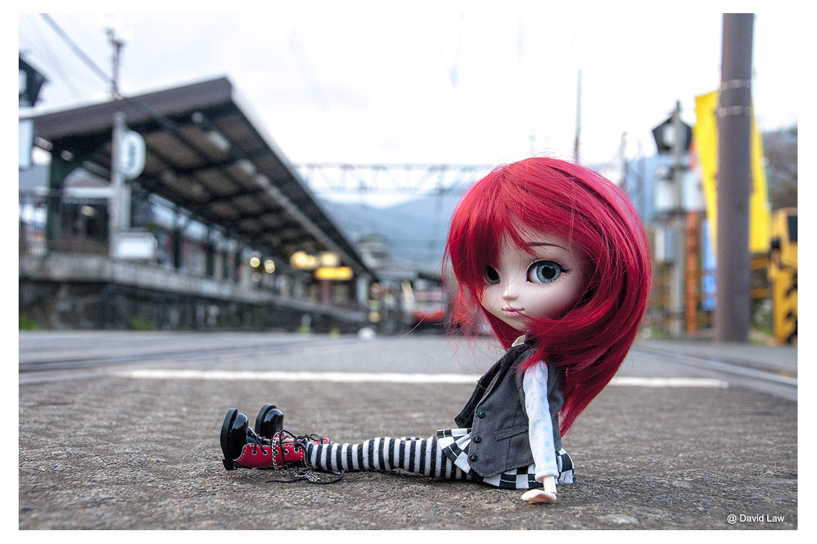 Hakone Station Doll ldh s0220