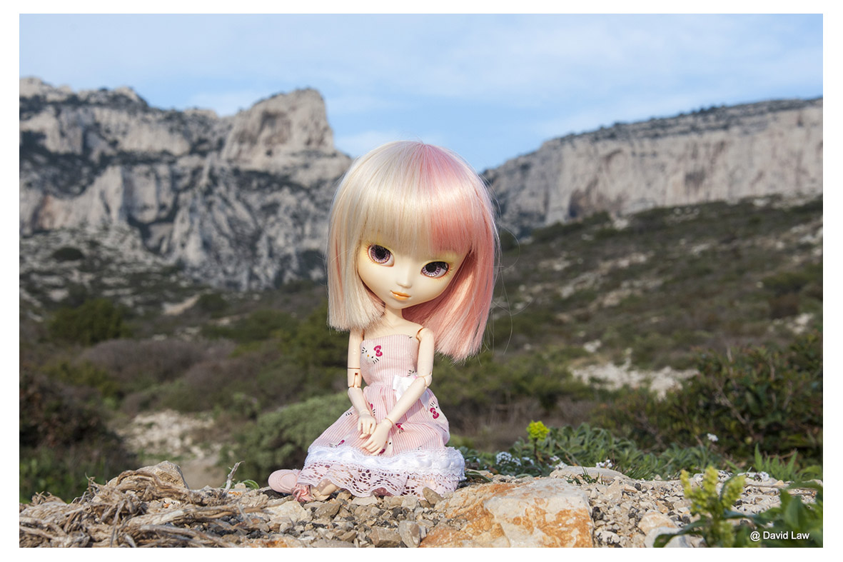 Les Calanques Doll ldh s0220