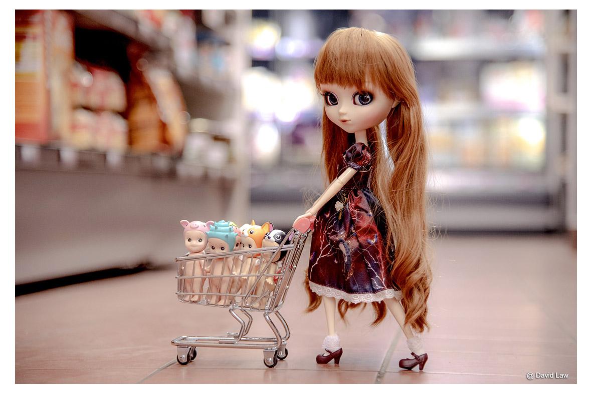 Supermarket II ldh s0220