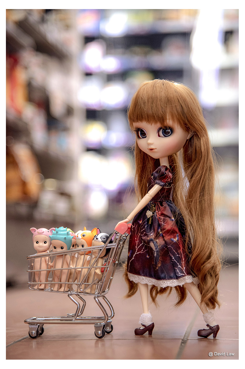 Supermarket new ldv s0220