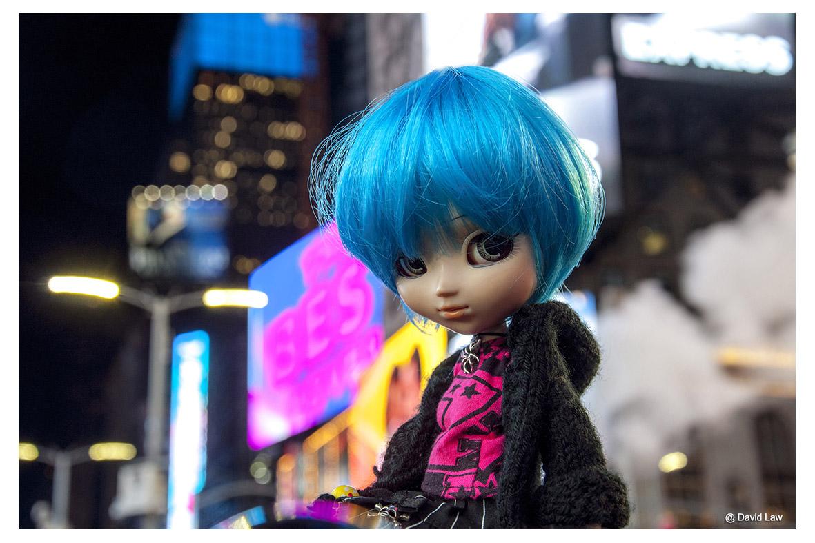 Times Square Doll IV ldh s0220