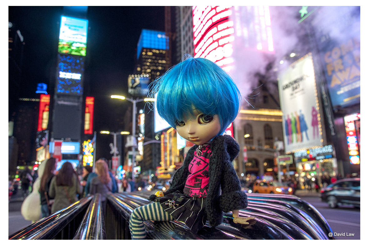Times square Doll III ldh s0220