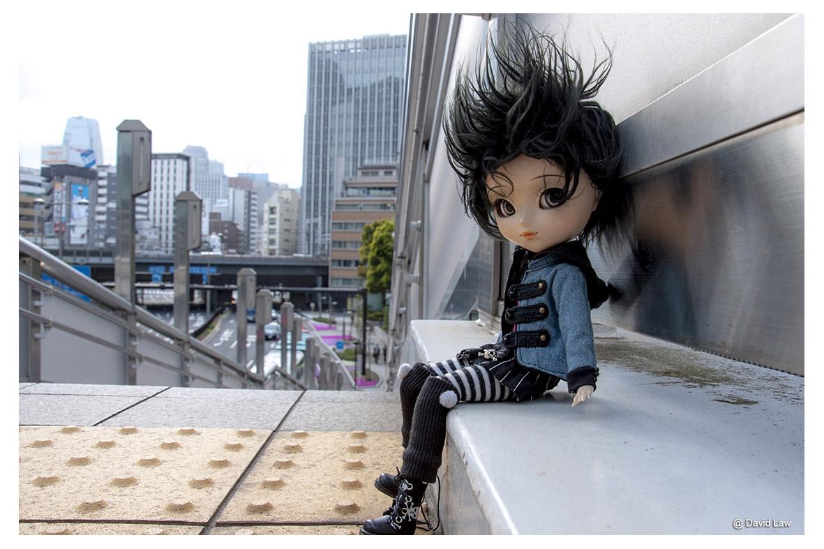 Tokyo City II ldh s0220