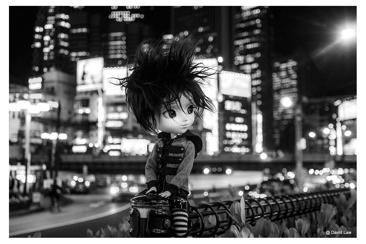 Tokyos Lights II NB ldh s0220