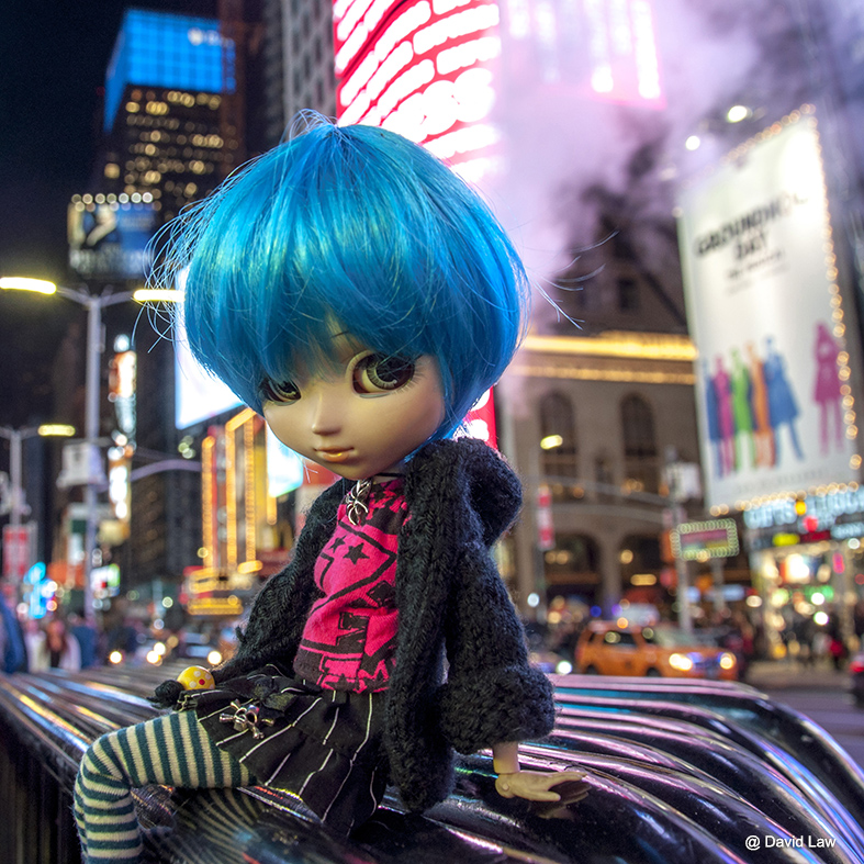 times square doll iii square cds0220