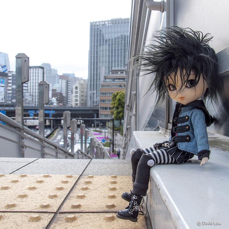 tokyo city ii square cds0220