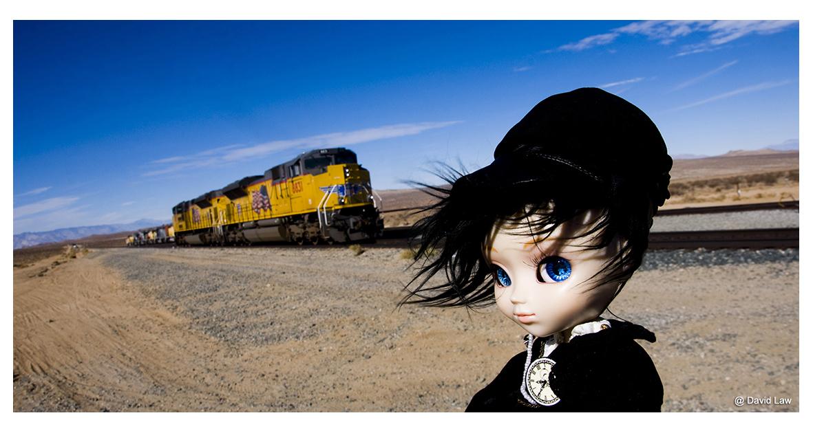 The Train 40x80 gitp s0220