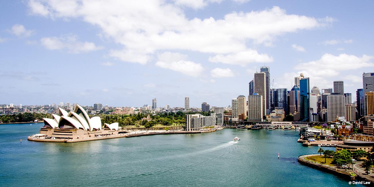 Baie de Sydney 40x80 1
