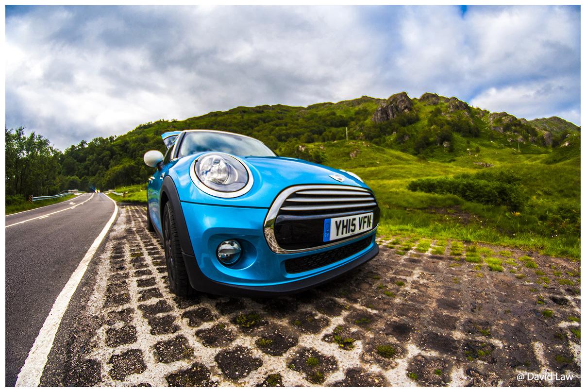 Blue Car copie