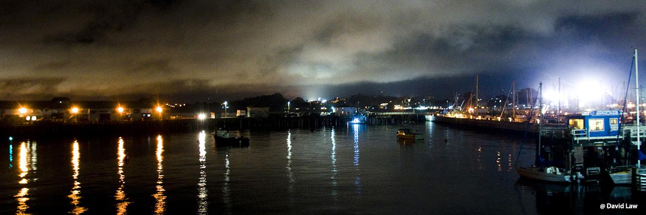 Port de Monterey 30x90 1