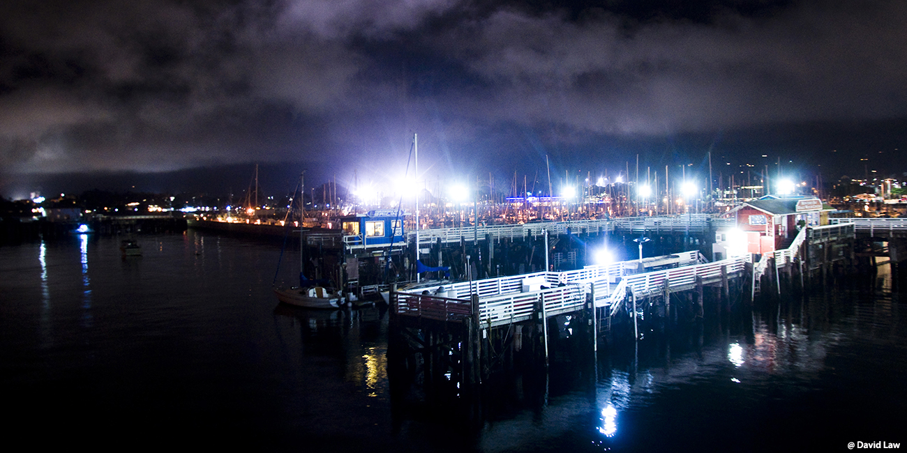 Port de Monterey 40x80 1