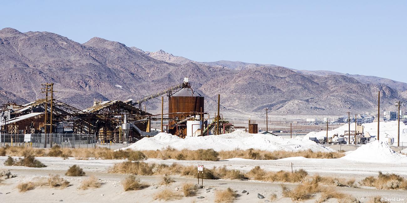 Salt Factory 40X80