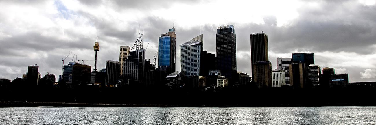 Sydney City 30x90