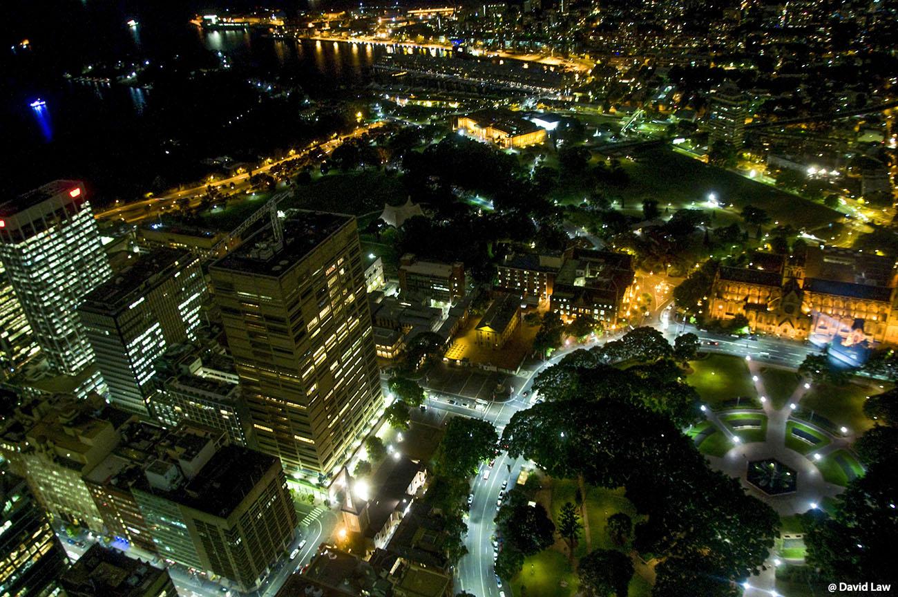 Sydney Nuit