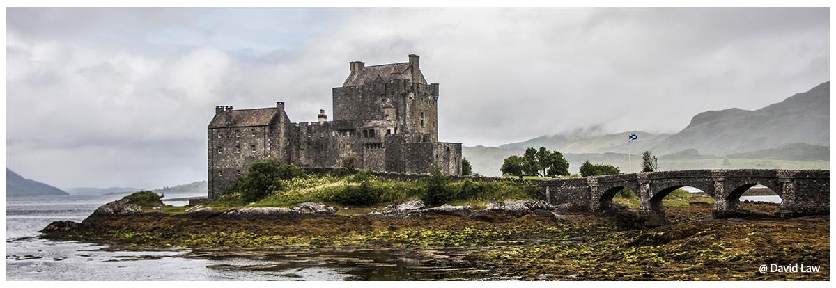 The Highlander Castle 30x90 1 copie