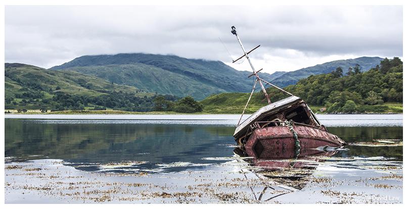 The Lost Boat II 40x80 1 copie