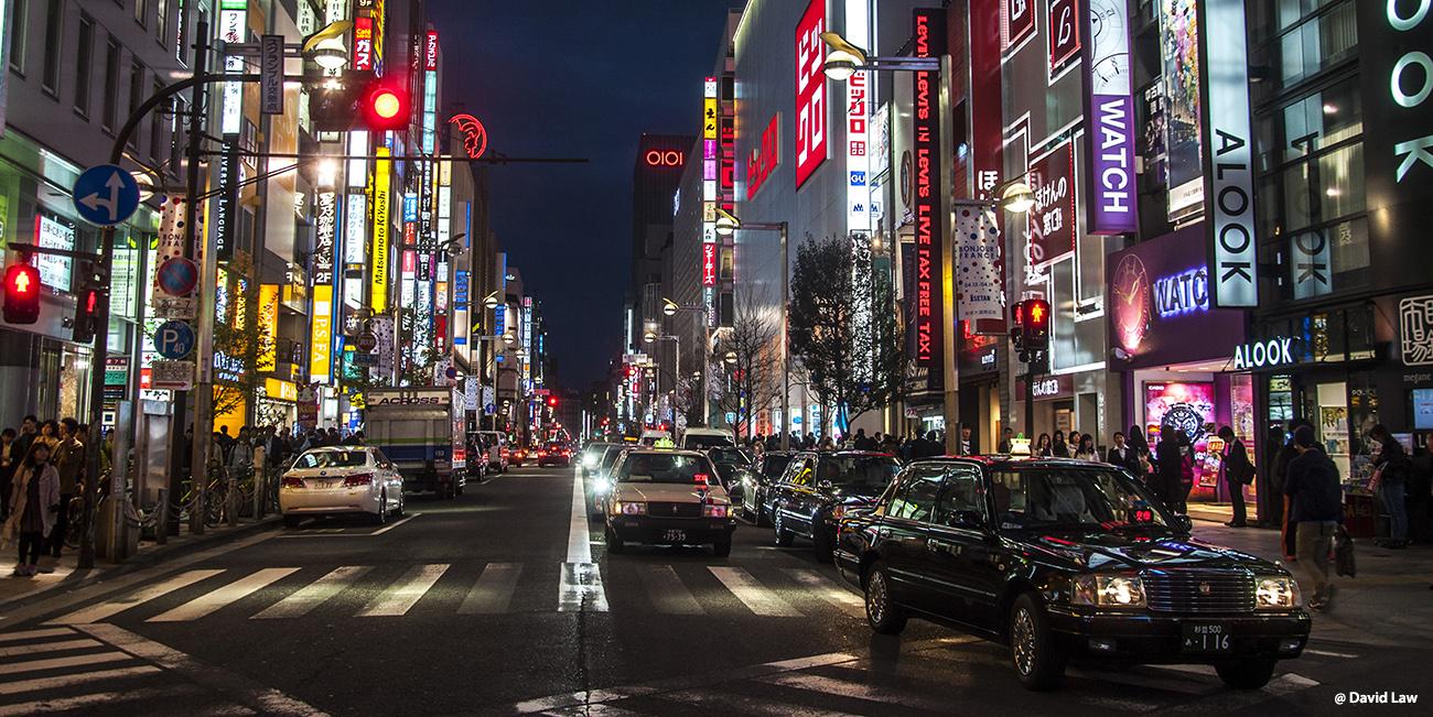 Tokyo 118 40X80