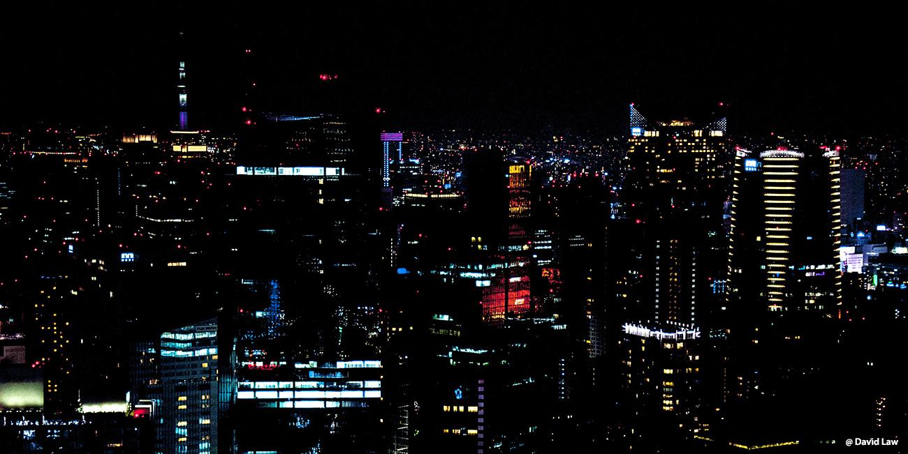 Tokyo 131 40X80